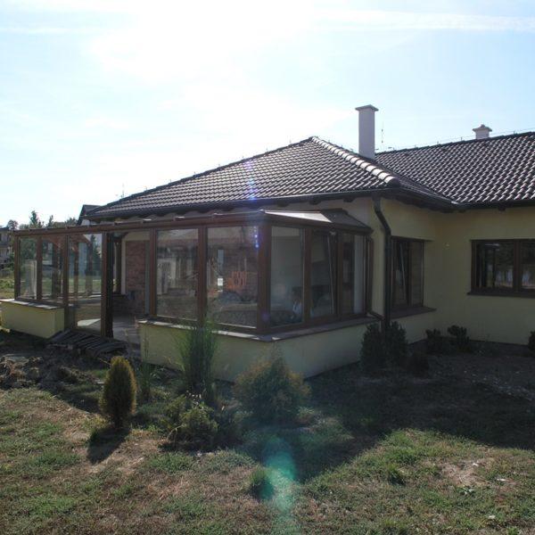 télikert, lakótélikert, teraszbeépítés