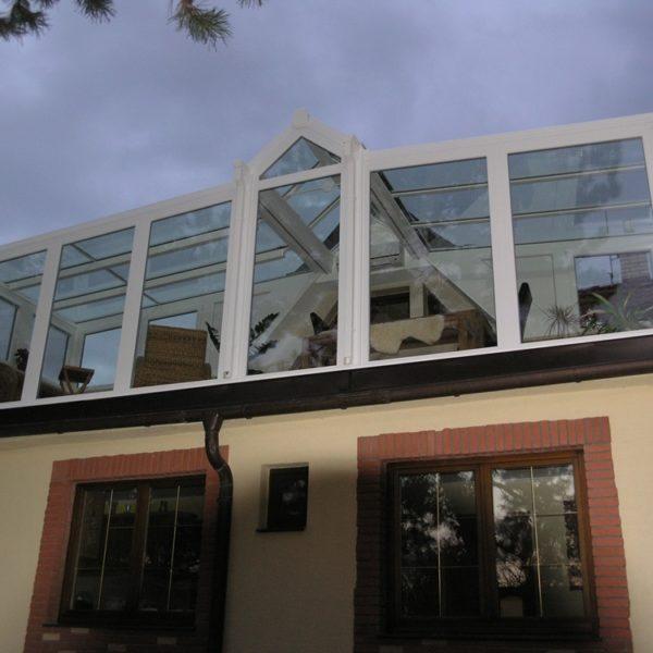 télikert, lakótélikert, teraszfedés, teraszbeépítés