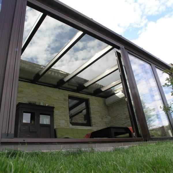 télikert, lakótélikert, sunwood télikert, teraszbeépítés