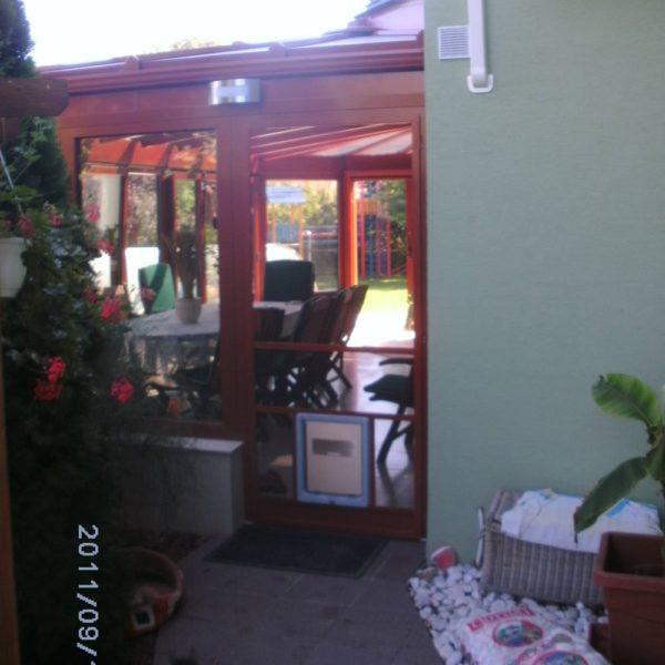 Télikert, lakótélikert, sunwood télikertek, teraszfedés