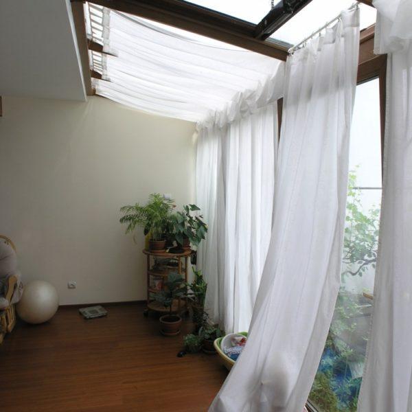 télikert, teraszfedés, teraszbeépítés, lakótélikert